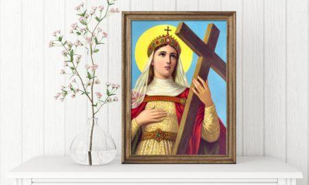 Sveta Jelena Križarica - ostala je zapamćena po pronalasku Kristova križa u Jeruzalemu
