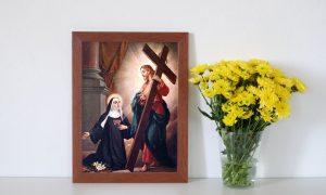 Sveta Klara od Križa – mističarka i stigmatičarka