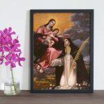 Sveta Ruža Limska - prva svetica američkog kontinenta