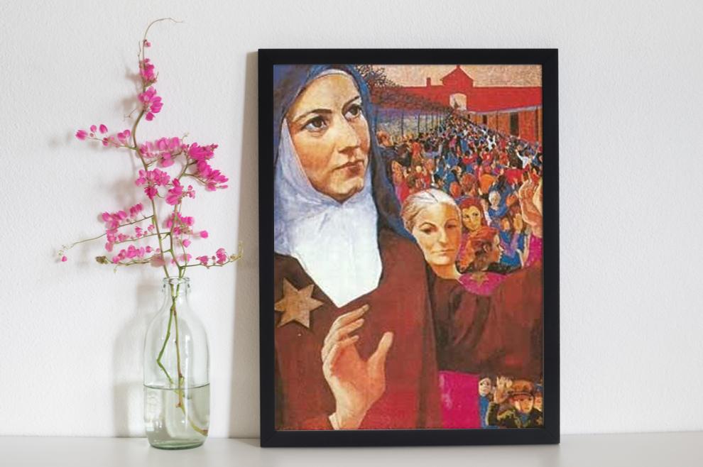 Sveta Terezija Benedikta od Križa