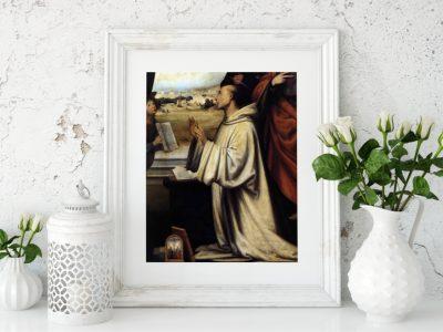 """Sveti Bernard – """"marijanski naučitelj"""""""