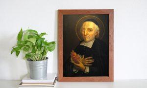 Sveti Ivan Eudes - osnovao je Družbu posvećenu odgoju svećenika