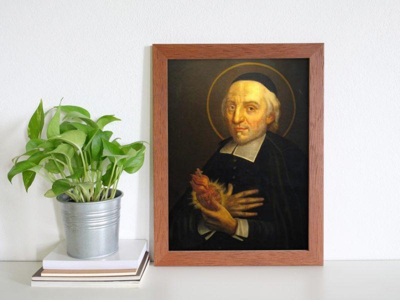 Sveti Ivan Eudes – osnovao je Družbu posvećenu odgoju svećenika
