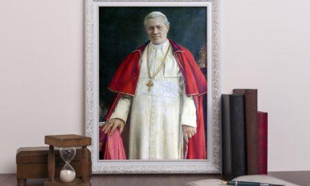 """Sveti Pio X., papa: """"Rođen sam kao siromah, živio sam kao siromah i želim kao siromah i umrijeti!"""""""