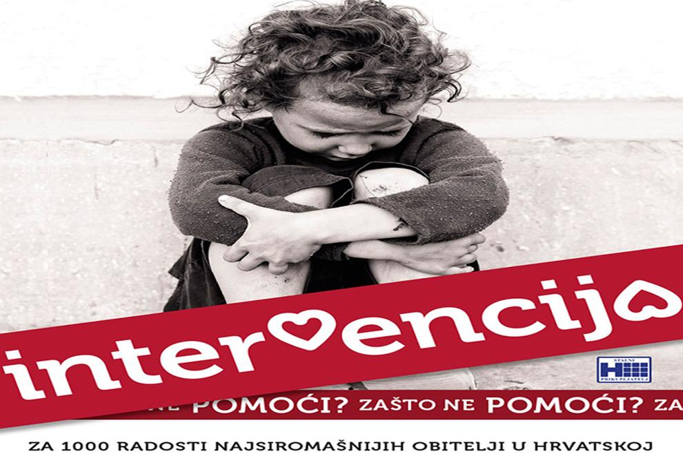 """Hrvatski Caritas organizira akciju """"Za 1000 radosti"""""""