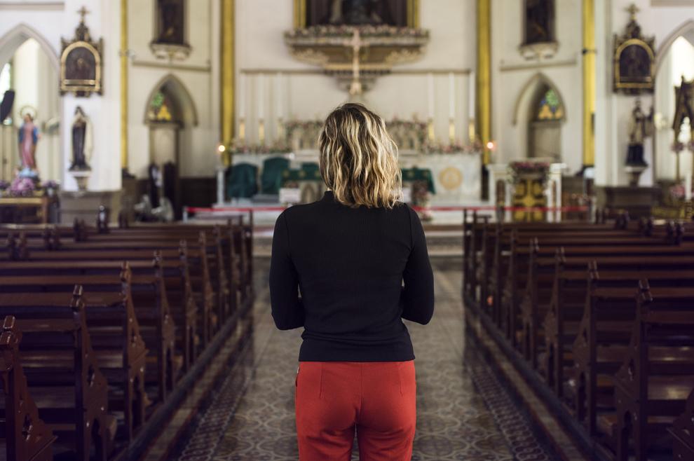 Kako postati katolik