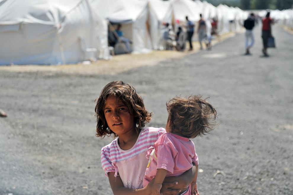 Ne smijemo zavarati oči pred patnjom braće i sestara na Bliskom istoku!