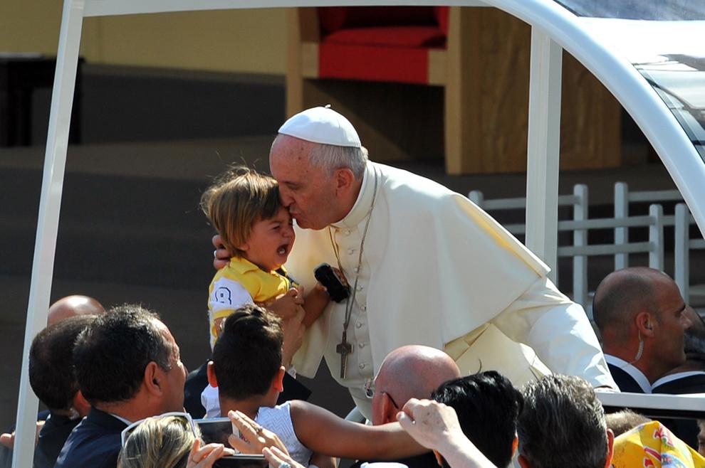 Papa: Svima nam je potrebno Božje milosrđe!