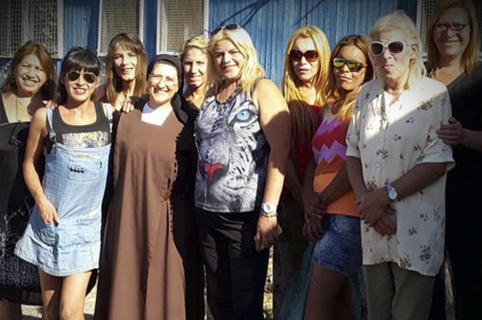 Redovnica koja se posvetila radu s transseksualnim osobama dobila poruku ohrabrenja Pape Franje