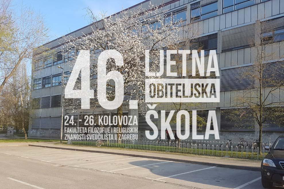 U Zagrebu se održava 46. ljetna obiteljska škola – evo što vas očekuje