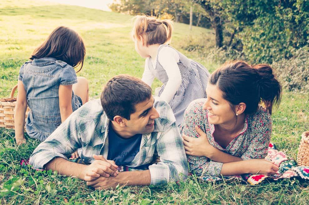 Zaštitnička molitva za obitelj