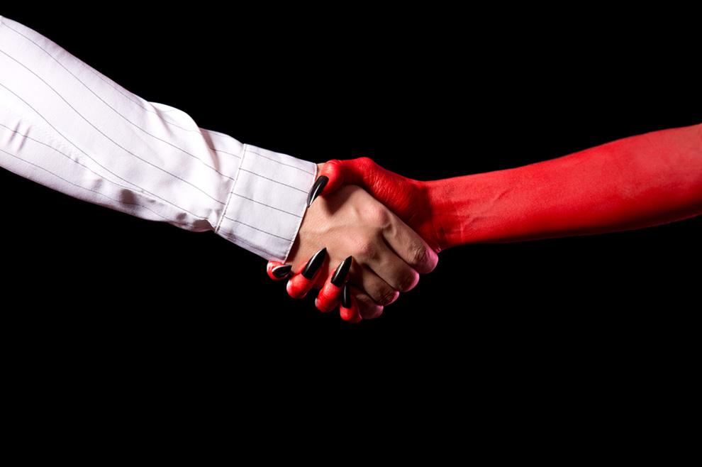 Zašto ljudi sklapaju ugovor sa Sotonom?