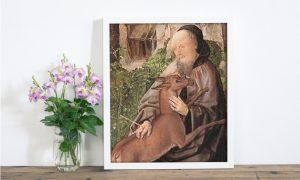 Sveti Egidije – nakon smrti roditelja razdijelio je nasljedstvo i život posvetio Bogu