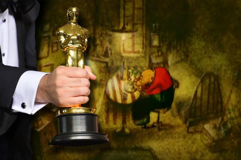 """Crtić nagrađen """"Oskarom"""""""