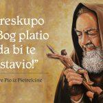 Danas započinje devetnica sv. Padru Piju, našem snažnom nebeskom zagovorniku