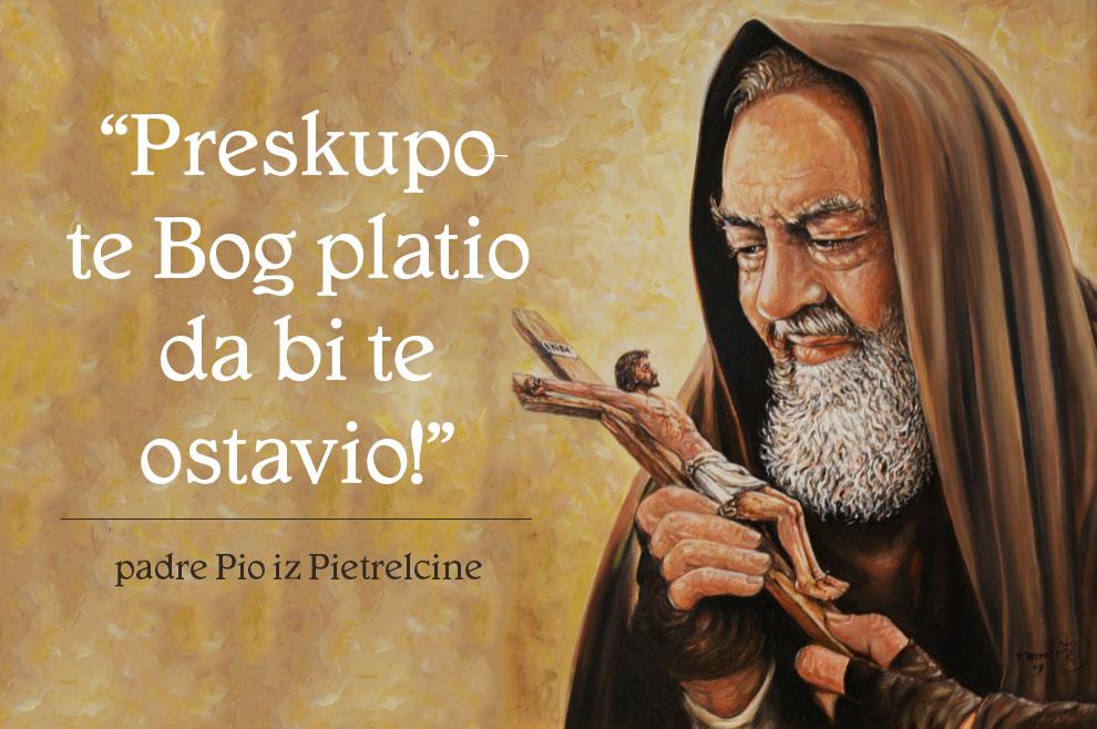 Devetnica svetom padre Piju