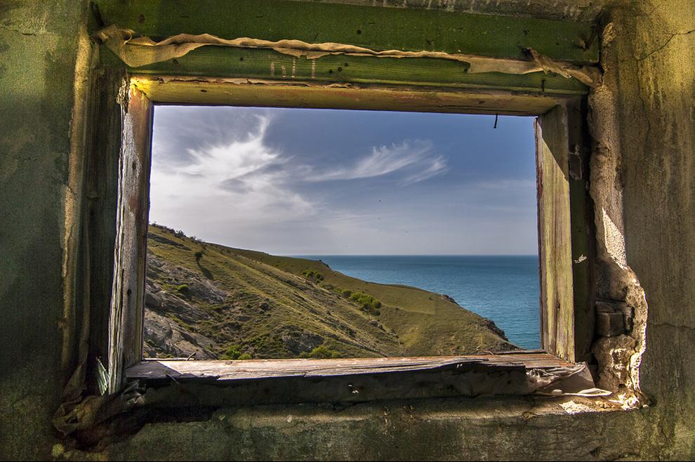Gdje život zatvori vrata, Bog otvara prozor