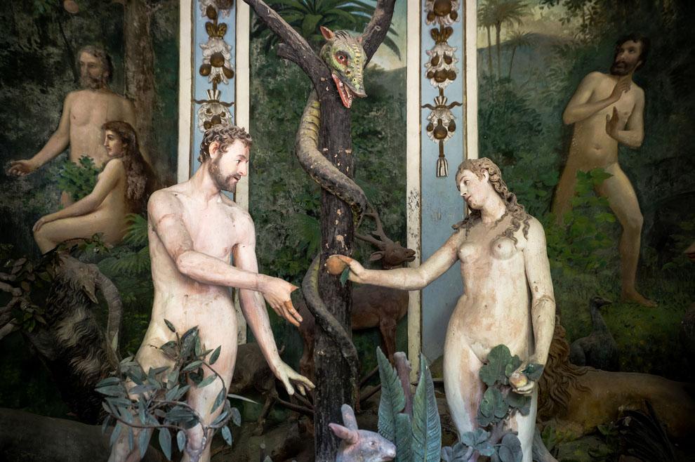Je li Adama uistinu uplašila obična zmija?