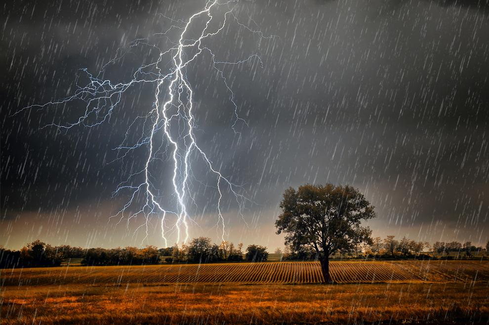 Molitva protiv oluje i nevremena