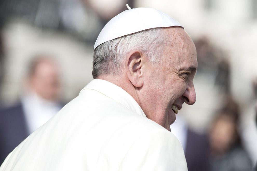 Papa: Samo ljubav daje životu smisao i sreću!