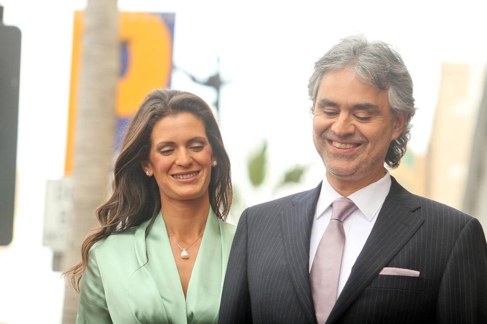 Andrea Bocelli - poznati operni pjevač