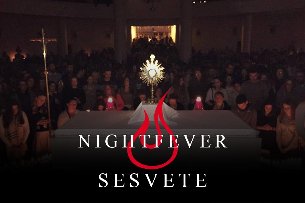 Prilika za susret s Isusom: 'Nightfever' u Sesvetama