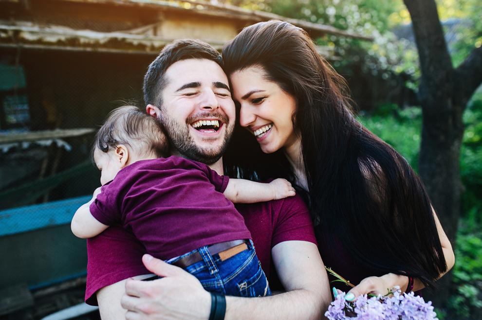 Roditeljski blagoslov djece