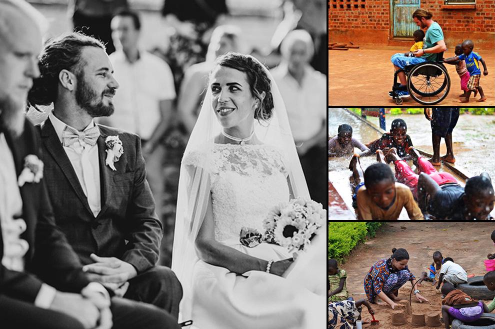 Svoju 'afričku' ljubav okrunili brakom