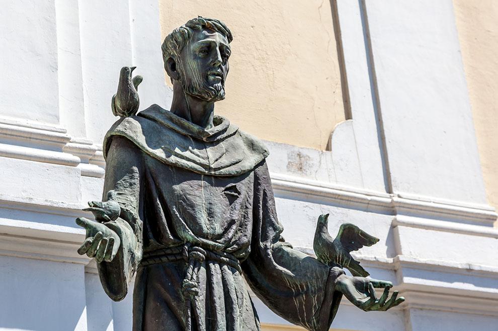 Tumačenje Očenaša sv. Franje Asiškog