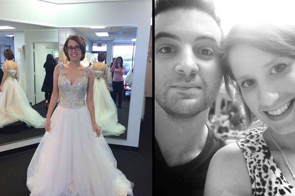 Udovac pronašao ženinu sliku u vjenčanici koju nije nikada nosila
