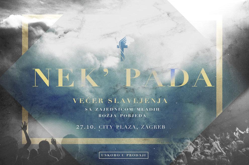 'Večer slavljenja': Zajednica mladih Božja pobjeda obilježava 10. obljetnicu postojanja koncertom u Zagrebu