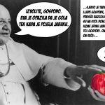 """Šale Pape Dobrog koje će vam razvedriti dan: """"Ne uzimaj samoga sebe toliko ozbiljno"""""""