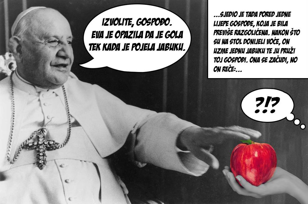 10 šala Pape Dobrog koje će vam razvedriti dan