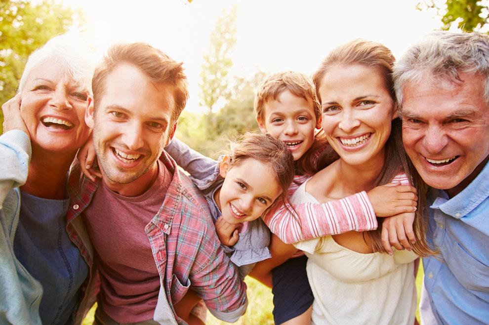 15 karakteristika sretnih obitelji