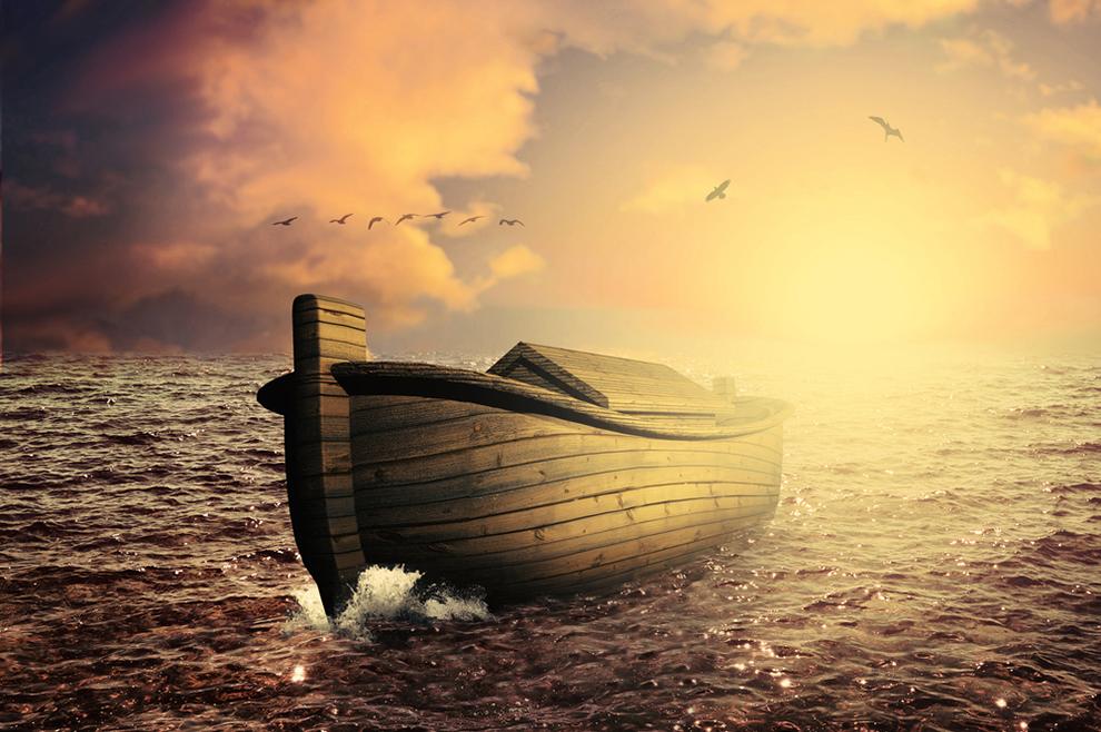 3 vrline zbog kojih je Bog sačuvao Nou