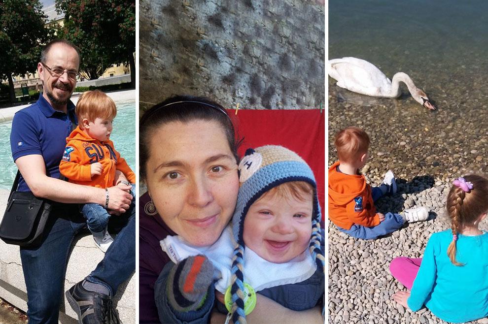 Petra Gluhić: 'Matijino rođenje promijenilo je naše živote'
