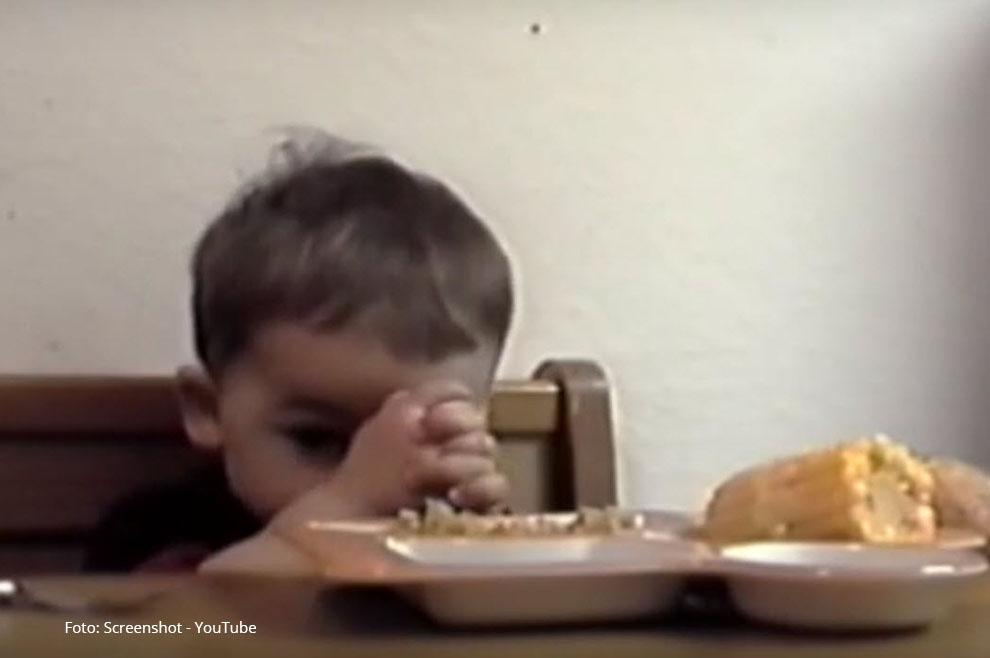 Kad molitva zahvale prije jela traje predugo…