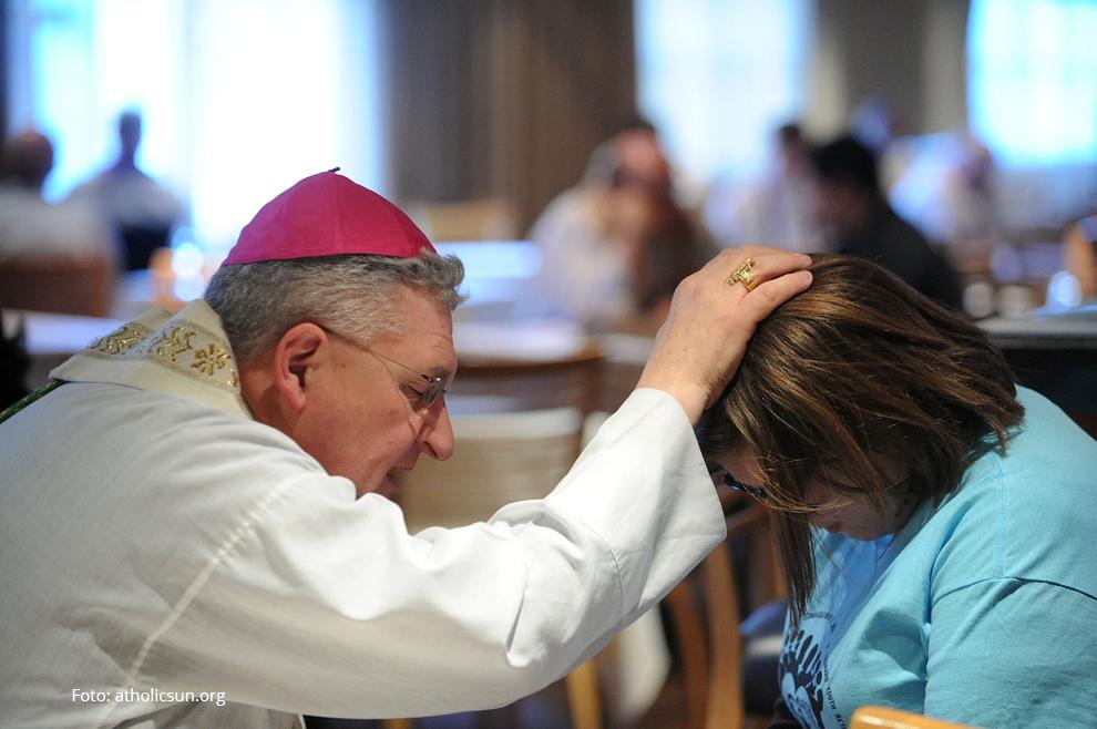 Kako pronaći duhovnika?