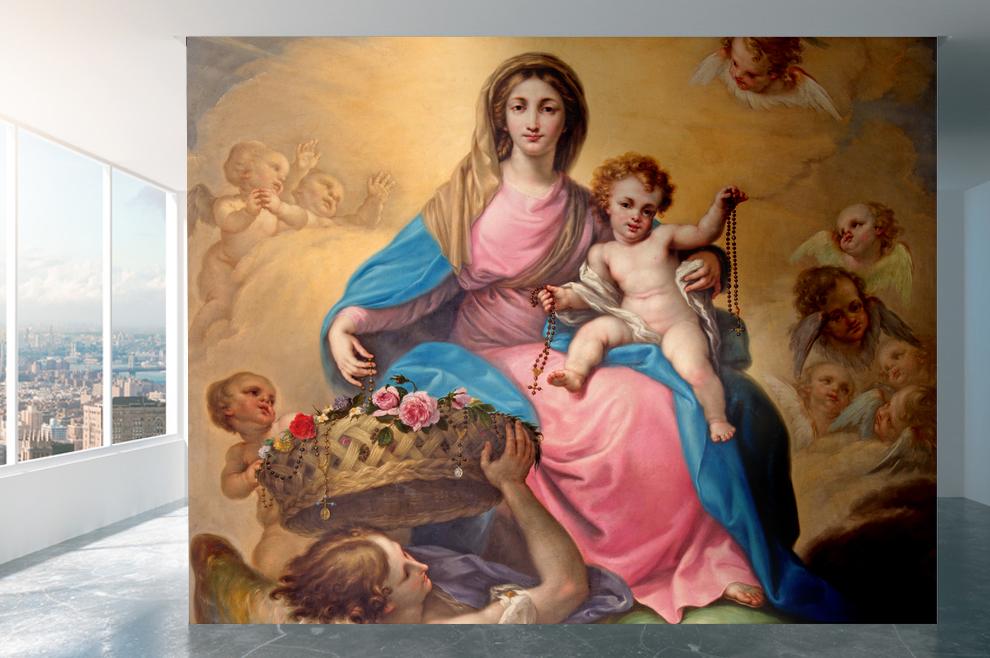 Neprocjenjiva Marijina obećanja onima koji će moliti krunicu!