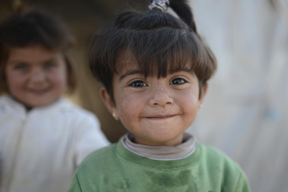 Pokrenuta akcija 'Kap mlijeka za sirijsku djecu' kojom se pomaže prehraniti siromašne sirijske obitelji