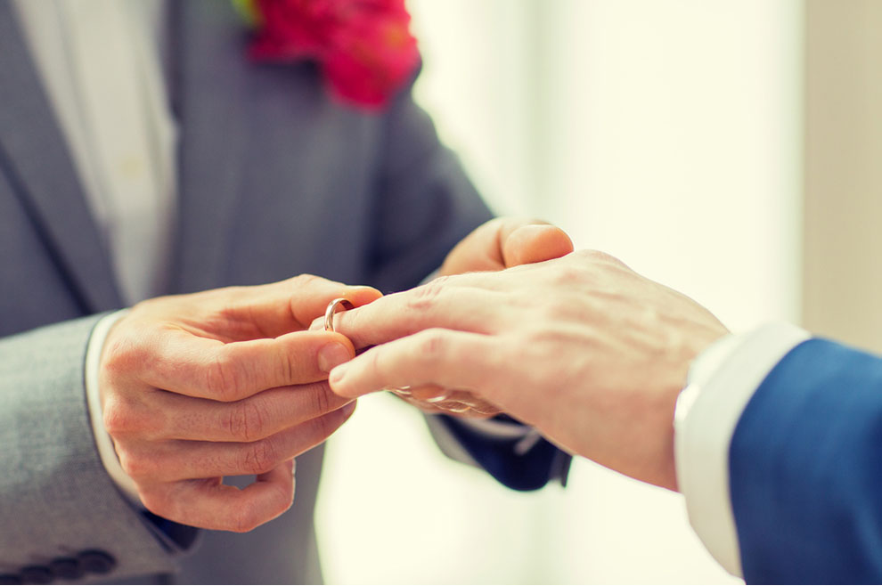 Prvo 'gay' vjenčanje u Anglikanskoj crkvi u Škotskoj podiglo na noge čelnike anglikanske zajednice