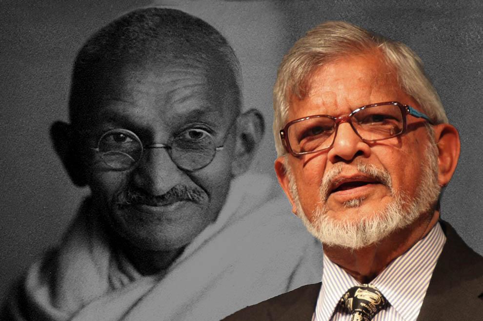 """Unuk M. Gandhija: """"Djed me naučio da je ljutnja dobro pogonsko gorivo za promjene, ako ga naučiš kontrolirati"""""""