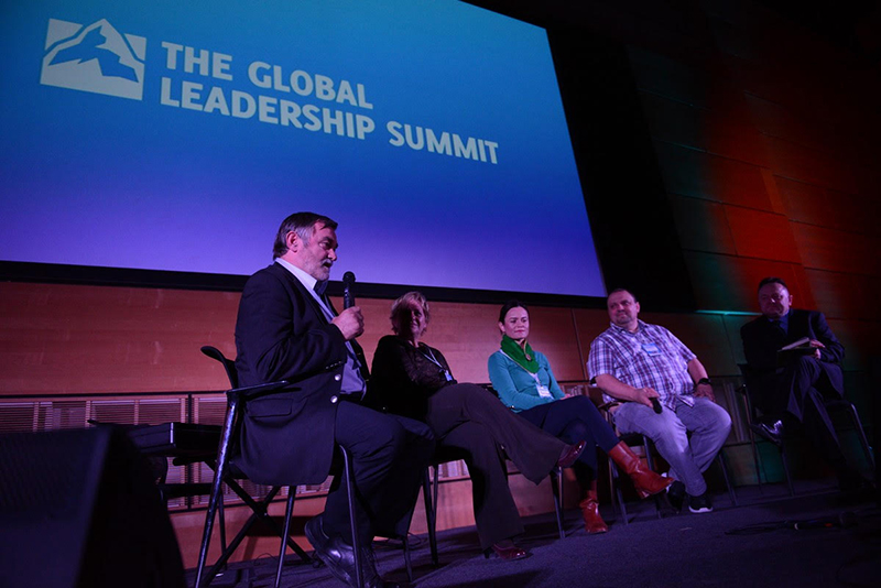 konferencije The Global Leadership Summit