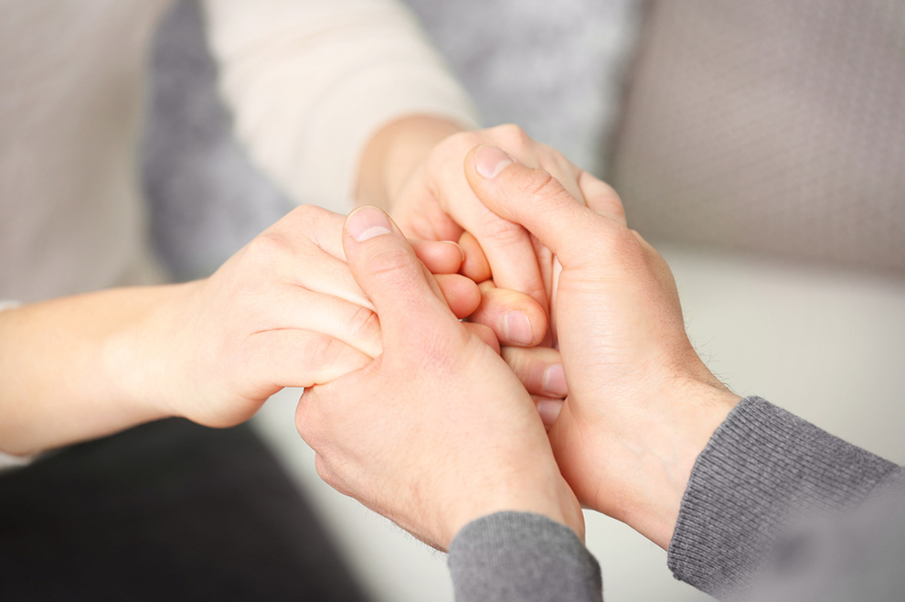 Kako moliti za ozdravljenje drugih?