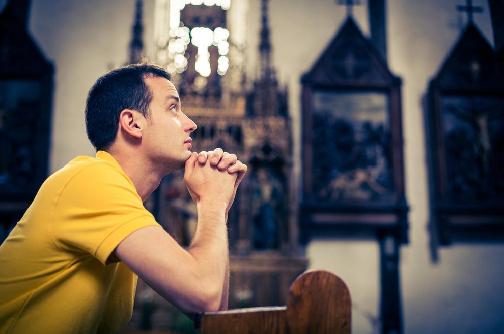 """""""Kristofori su me vratili u Crkvu!"""""""