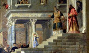 Prikazanje Blažene Djevice Marije i Gospa od zdravlja