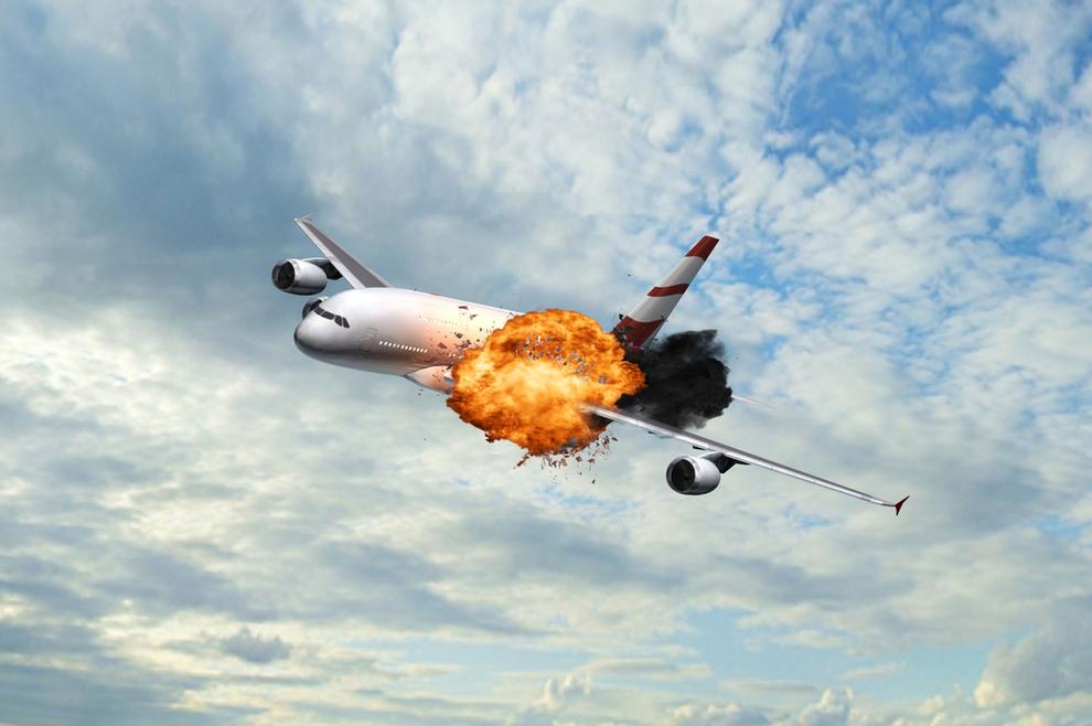 Sanjao je da je zrakoplov eksplodirao. Odmah je počeo moliti i tako pomogao spriječiti bombaški napad!