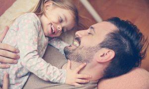 Što me moja četverogodišnja kći naučila o bliskosti i povezivanju