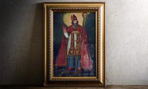 Sveti Brcko - učenik sv. Martina koji ga je naslijedio na biskupskoj stolici