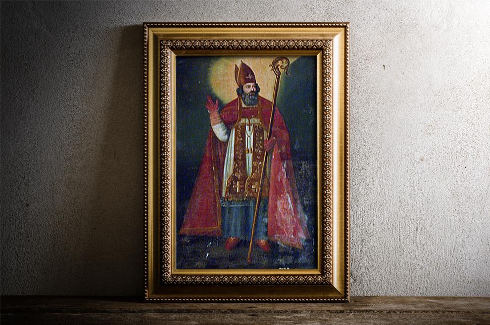 Sveti Brcko – učenik sv. Martina koji ga je naslijedio na biskupskoj stolici
